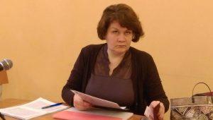 юрист ИК-19 Инна Доровских