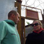 Противостояние наблюдателей с тюремщиками ИК-63