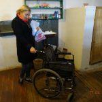 В Свердловских колониях отсутствуют условия для инвалидов-колясочников