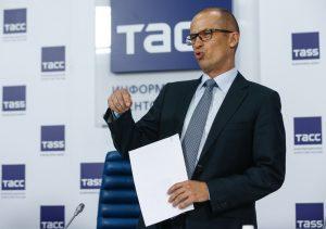 Александр Бречалов. Фото: ТАСС
