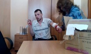 Гражданин Белоруссии против депортации. У него в России проживают родственники