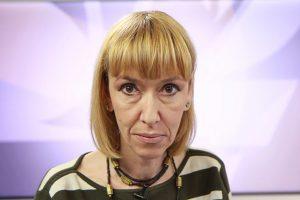 Анна Каретникова. Фото: Радио Свобода