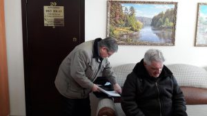 Николай Лаптев и Дмитрий Халяпин