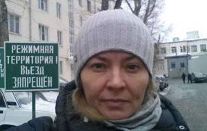 Захарова специализируется на защите прав заключенных Фото: со страницы Ларисы Захаровой в Facebook