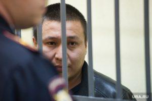 Старший оперуполномоченный отдела уголовного розыска г. Заречный Абай Маманов
