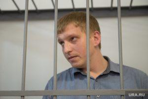Сотрудник областного уголовного розыска Анатолий Куриленко