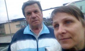 Станислав Ермилов и Ольга Вековшинина