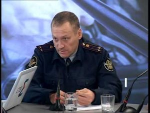 Александр Левченко, руководитель пресс-службы ГУФСИН России по Свердловской области