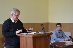 Дмитрий Халяпин дал показания в суде в качестве специалиста-психолога на предмет ценностных установок Бабины и иных психологических аспектов его личности.