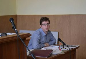 Роман Качанов, адвокат Фото: Дмитрий Халяпин