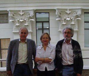 активисты Кургана и Москвы
