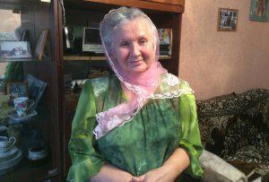 Алевтина Хориняк. Фото: Алексей Тарасов