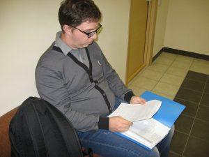 адвокат Роман Качанов уже сейчас обдумывает дальнейшие действия по защите Бориса Стомахина